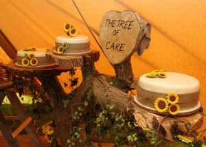 The Tree of cake small